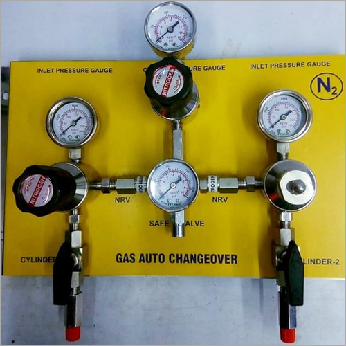 Hospital Gas Auto Changeover