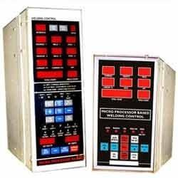 Microprocessor Welding Control Panel