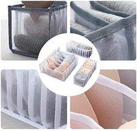 3 Pcs Socks & Lingerie Storage Organizer