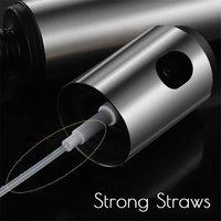 135 Ml Stainless Steel Oil Spray Bottle