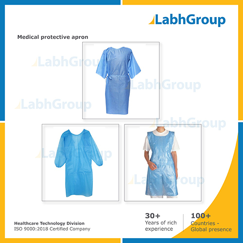 Medical Disposable Protective Apron