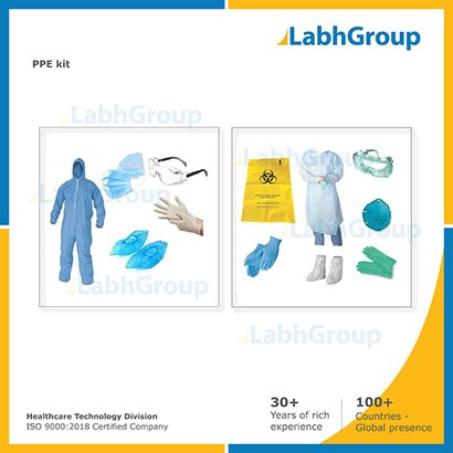 Ppe - Personal Protective Equipment Kit
