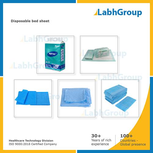 Non-woven Disposable Bed Sheet