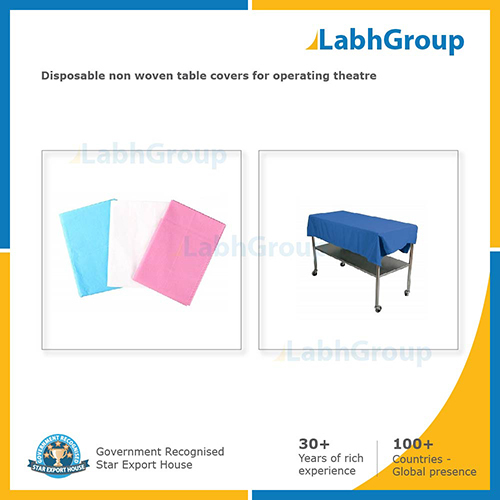 Disposable Non-woven Table Covers for Operating Theatre