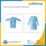 Medical Non-woven Disposable Isolation Gowns