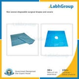 Non-woven Disposable Surgical Drapes and Covers