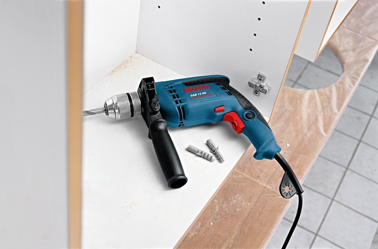 Bosch Gsb 13re Impact Drill