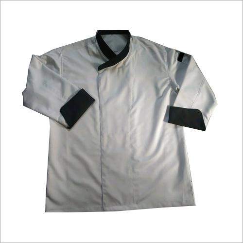 White Cotton Chef Coat