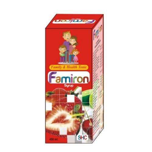Famiron Syrup ( An Ayurvedic Health Tonic)