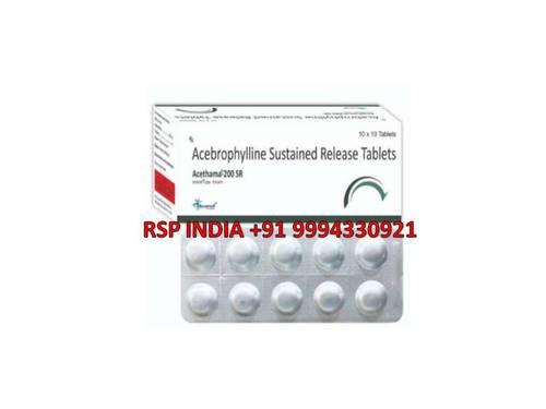 Acethama-200 Sr Tablets