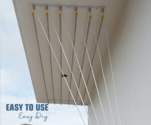 Rust proof  Cloth Drying  pulley Hangers In Tiruppur