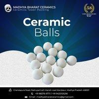 Inert Ceramic Balls