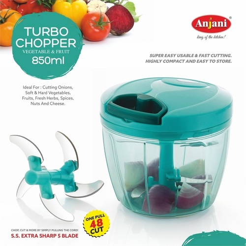 Anjani 850 Ml Handy Chopper