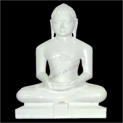 Marble God Buddha Statue