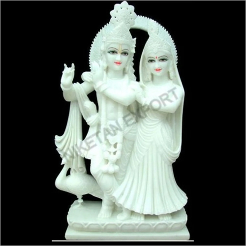 Radha Krishna God Statue