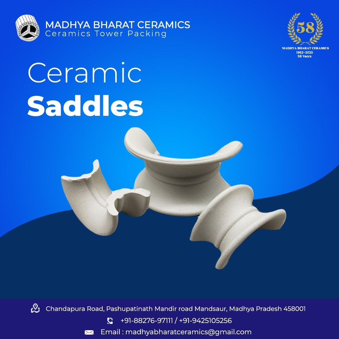38 mm Ceramic Saddles