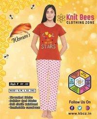 Womens Pyjama Set