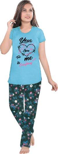 Womens Pyjama Set  Bio Washed