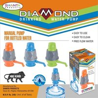 Diamond Water Pump