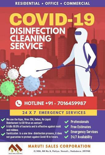 Disinfection Service Provider