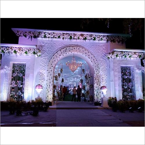 Indian Wedding Decorative Gate