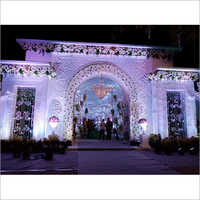 Indian Wedding Decorative Gate