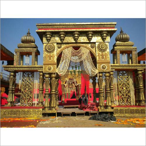Wedding Decorative Fiber Gate