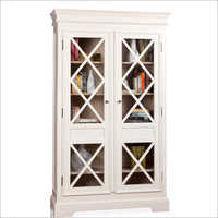 Wooden Book Almirah