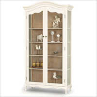 Wooden Fancy Book Almirah