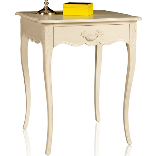1 Drawer Wooden Console Table