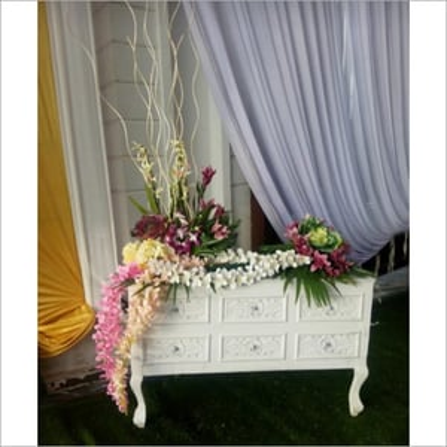 Decorative Wedding Fiber Table
