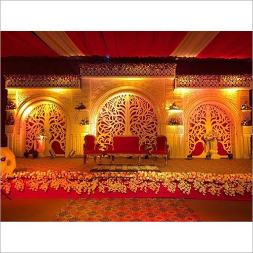 Modern Wedding Stage