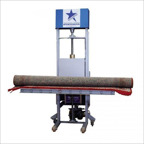 Battery Powered Carpet Lift & Carrier