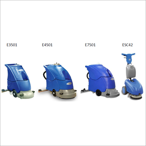 Electrical Walk-Behind Floor Scrubber Machines