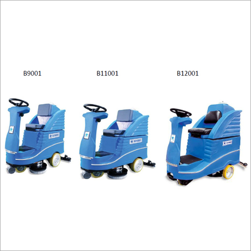 Hard Floor Scrubber Machines