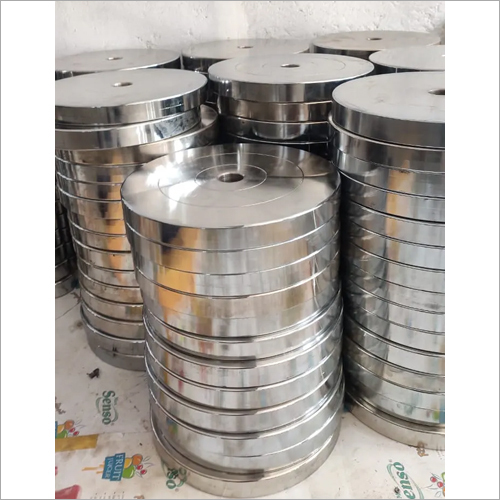 Stainless Steel Gym Plates