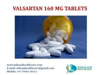 VALSARTAN 160 MG TABLETS