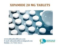 XIPAMIDE 20 MG TABLETS