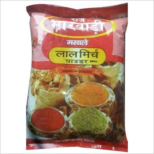 200 Gm Raj Marwadi Red Chilli Powder