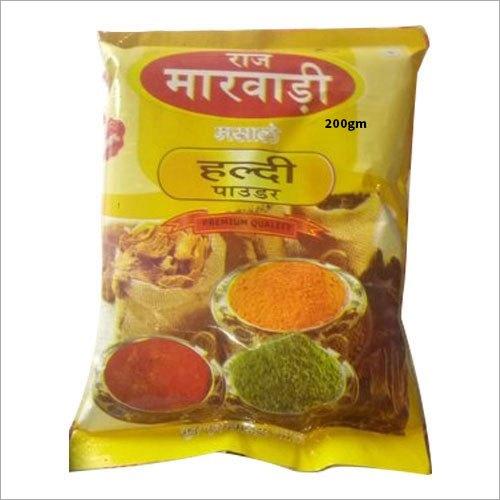 200 Gm Raj Marwadi Turmeric Powder
