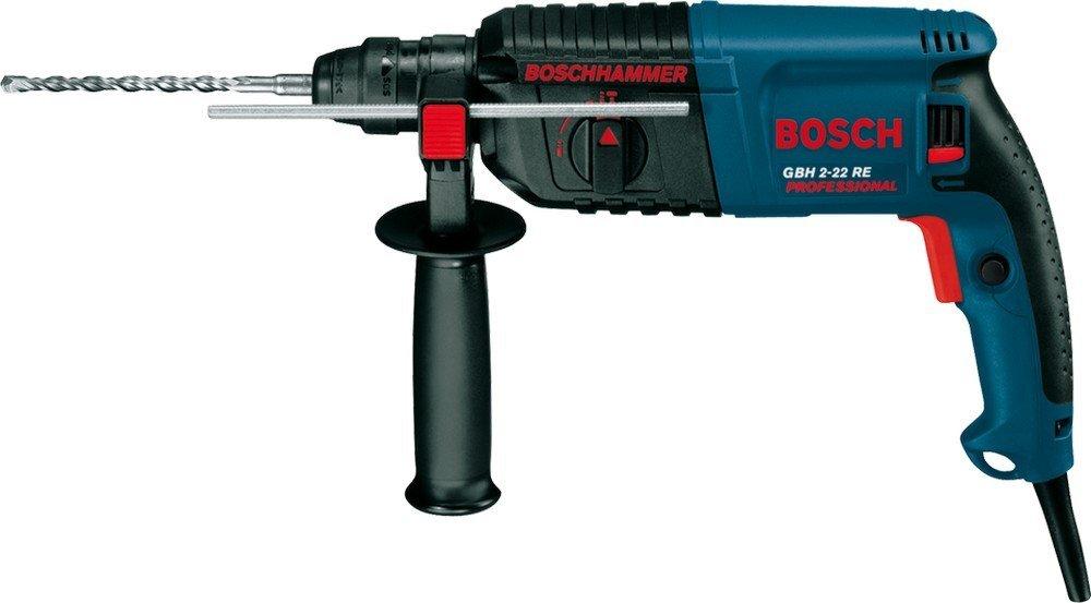 Bosch Gbh 2-22 Re Rotary Hammer Drill