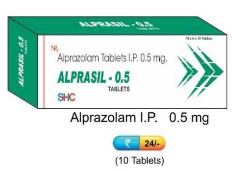 0.5 MG ALPRASIL TABLET