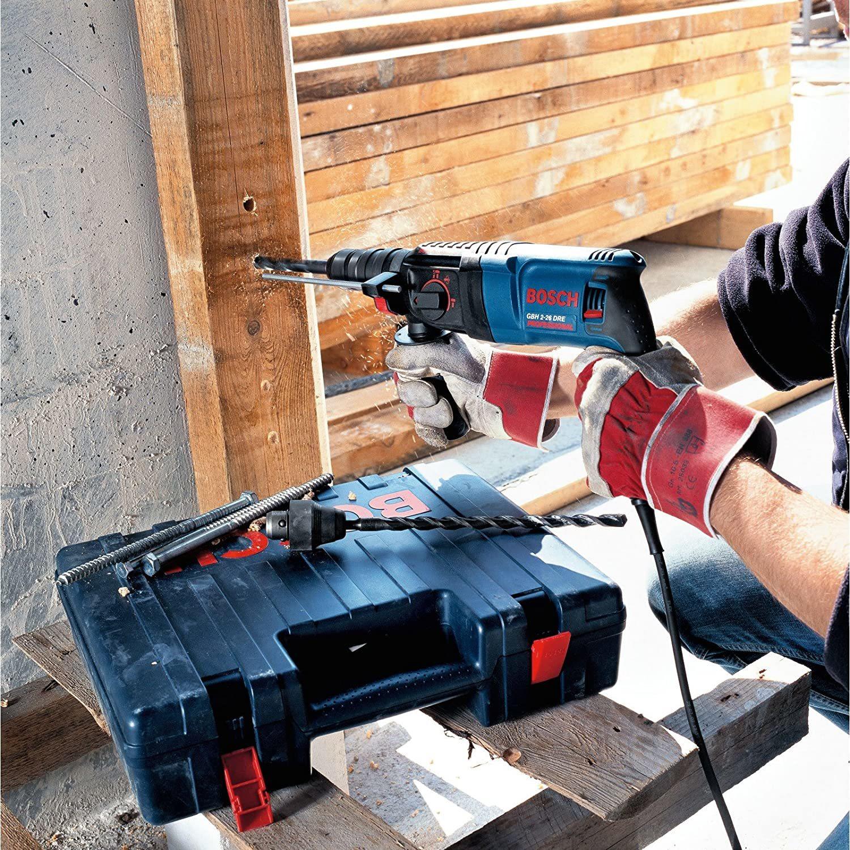 Bosch Gbh 2-26dre Rotary Hammer