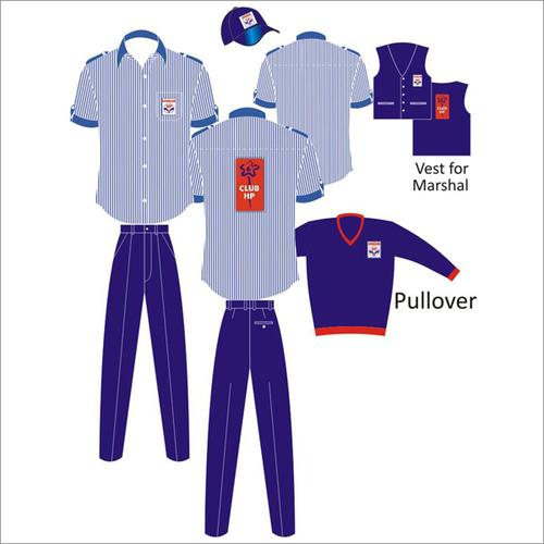 Club HP Uniform
