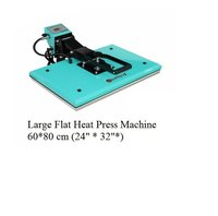 Large Flat Heat Press Machine  24