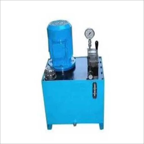 Automatic Hydraulic Power Pack Machine