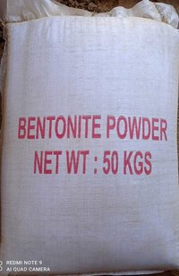Drilling Piling Grade BENTONITE POWDER