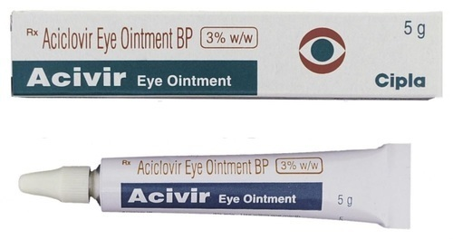 Aciclovir Eye Ointment BP 3% w/w