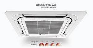 Compact Cassette Air Conditioner