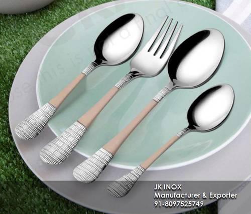 Steel Cutlery Two Tone